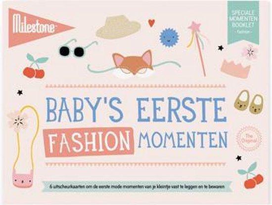 Bol milestone fashion booklet